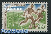 25Fr, Stamp out of set
