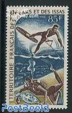 85Fr, Stamp out of set