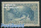 50Fr, Stamp out of set