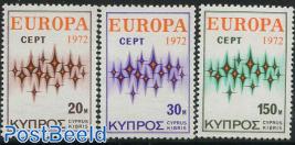 Europa CEPT 3v