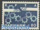 EFTA 1v, normal paper